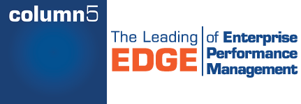 Column5 Consulting - The Leading Edge of Enterprise Performance Management