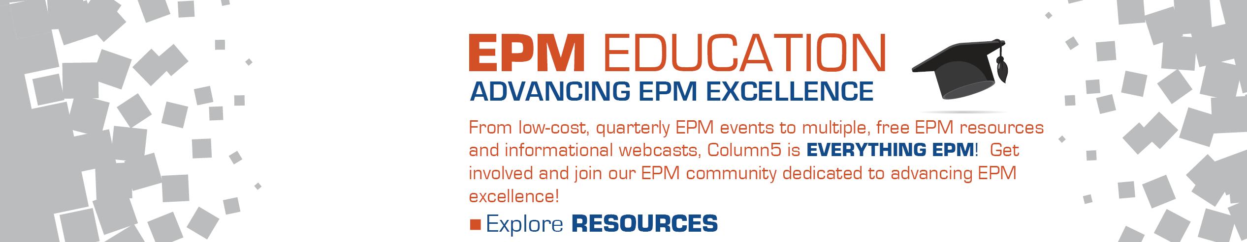 Explore EPM Resources!
