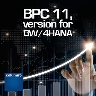 BPC 11, version for BW/4HANA: FAQs