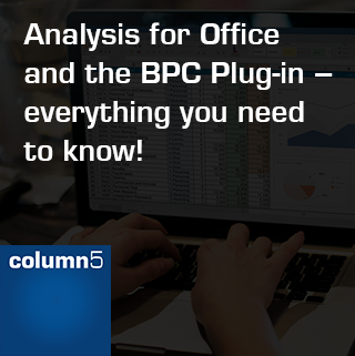 Analysis for Office and the BPC Plug-in – everything you need to know!
