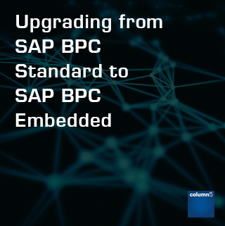 Upgrading from SAP BPC Standard to SAP BPC Embedded – Everything You Need to Know